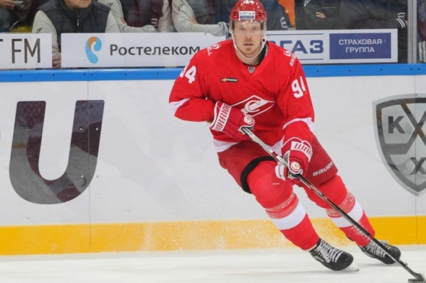 Прошлые два сезона Райан Стоа провел за «Спартак»