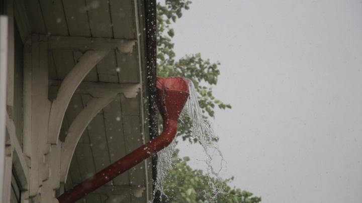 Дождливая погода ожидает жителей Поморья в среду