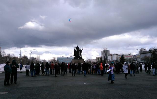 В Перми пройдет митинг против терроризма