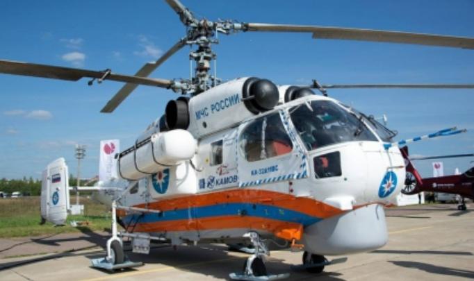 Особый режим: в Ярославской области на боевое дежурство заступил вертолёт Ка-32
