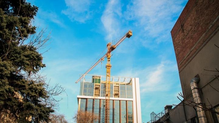 Срок сдачи отеля Hyatt Regency Rostov перенесли на год