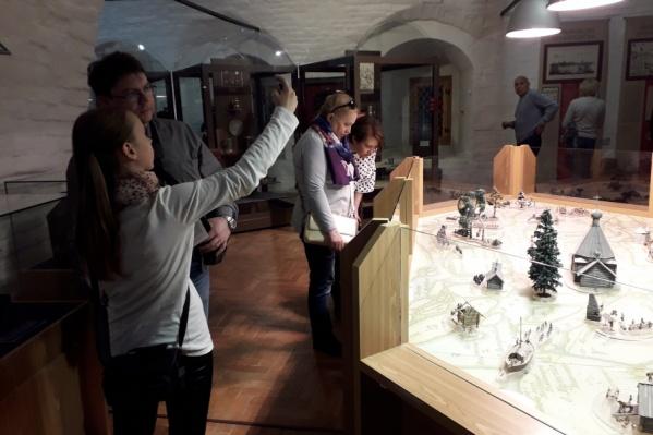 Впервые в Архангельске работали свободные для всех посетителей музейные площадки