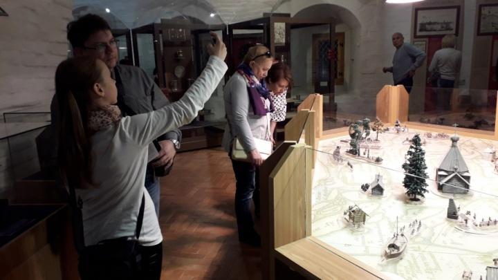 Наив, энергия волынки и зов предков Древарха: в Архангельске прошла «Ночь музеев — 2018»