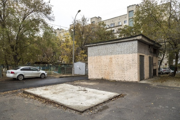 Волгоградцы мечтали увидеть на этом месте комфортную парковку