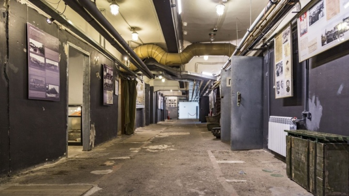 В подвале волгоградского ЦУМа запустят мультимедийную «капсулу времени»  про пленение Паулюса
