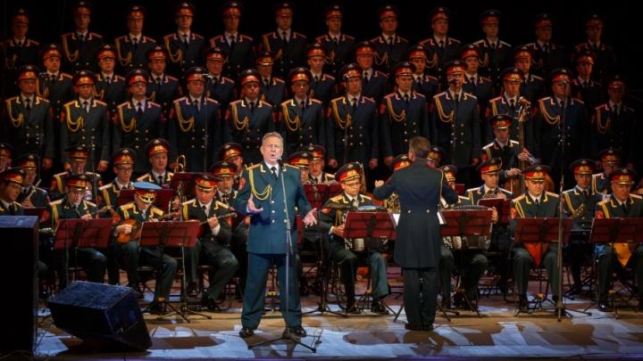 В Волгограде экстренно ищут линолеум для ансамбля имени Александрова