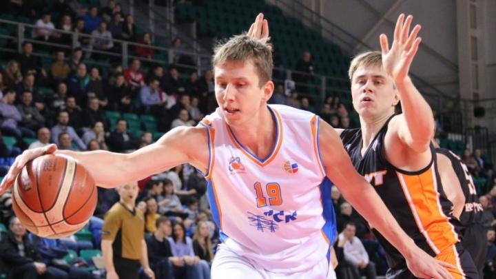 Баскетболисты «Самары» досрочно выиграли регулярный чемпионат Суперлиги