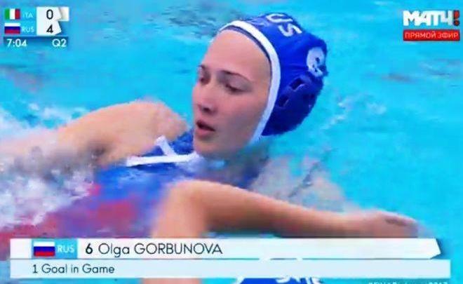 Волгоградская ватерполистка помогла сборной России выйти в полуфинал чемпионата мира