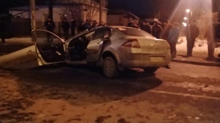 Столкнулись на скорости: в Челябинске в ночной аварии погибли четыре человека