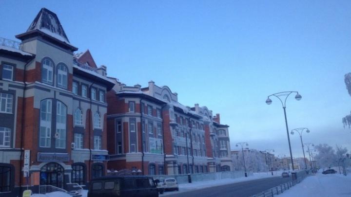 В Тобольске начался суд против застройщика, который при возведении многоэтажки перекрыл вид на местный кремль