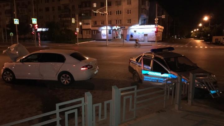 Виновником неоднозначной аварии на Московском тракте признали водителя служебной машины Росгвардии