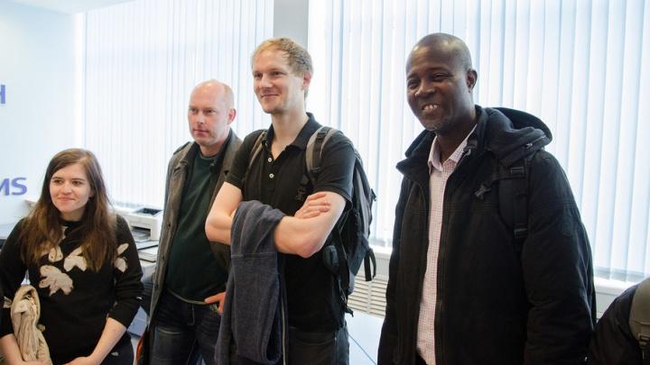 На международную IT-школу Erasmus+ в Челябинск съехались сильнейшие ученые-программисты