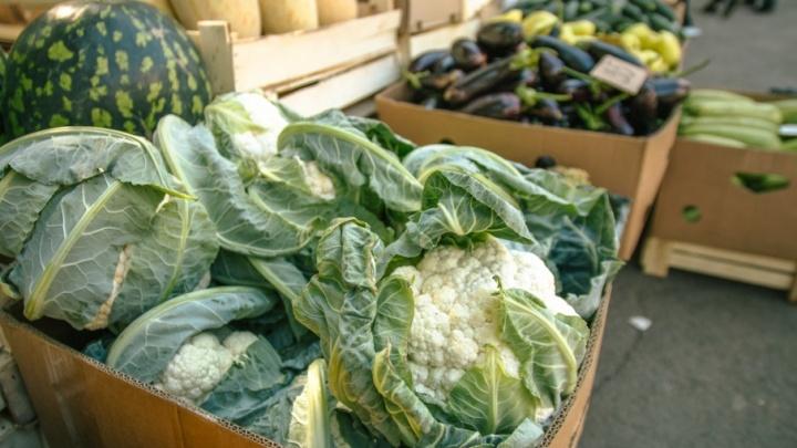 В Самарской области с продажи в магазинах сняли 232 кг гнилых овощей