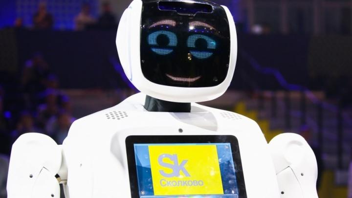 Promobot «пробежит» три километра на пермском марафоне