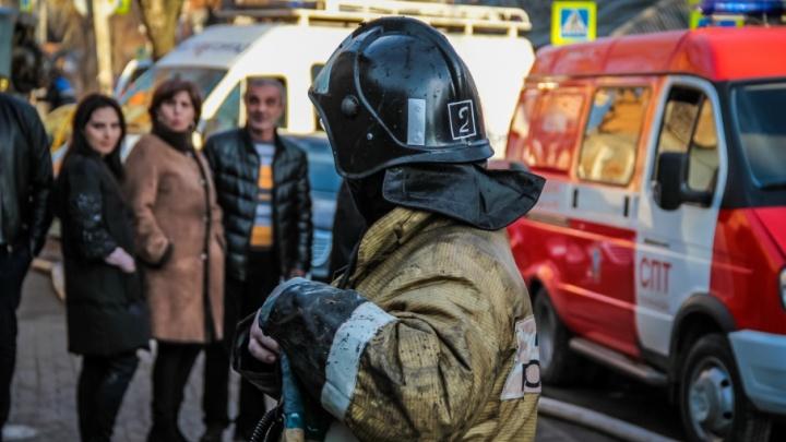 Пока гром не грянет: в донских торговых центрах пройдут занятия по пожарной безопасности