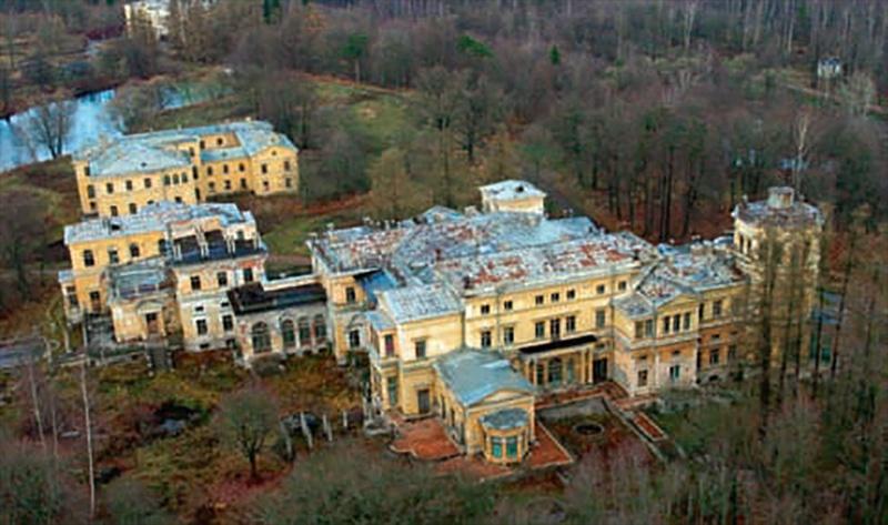 Дворец Великого князя Михаила Николаевича