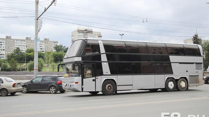 Из-за ремонта на шоссе Космонавтов в Перми отменили остановку «Улица Дениса Давыдова»