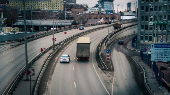 Во время второго тестового матча Ворошиловский мост оставят открытым для автомобилистов