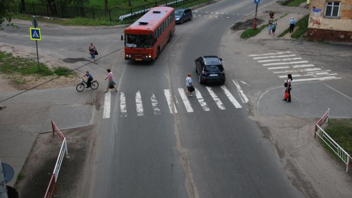Наносить разметку на дорогах Архангельска начнут в ближайшую субботу