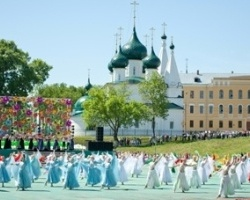 Ярэнерго поздравляет ярославцев с Днем города