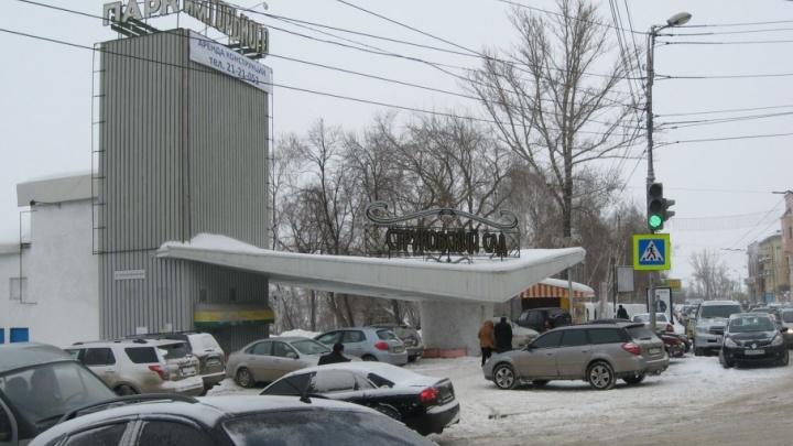 Самарцы просят губернатора вернуть скейт-парк в Струковском саду