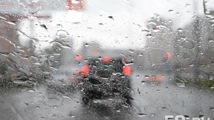 Заморозки и мокрый снег: пермяков ожидают прохладные выходные