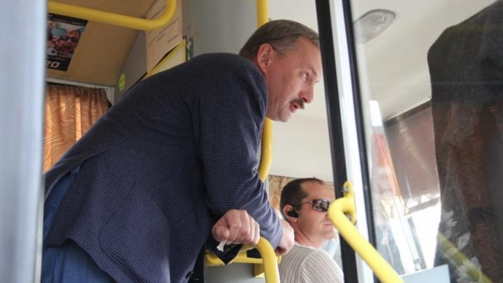 Глава Архангельска о новых автобусах: «Мы понимаем, кто и почему боролся с нами»