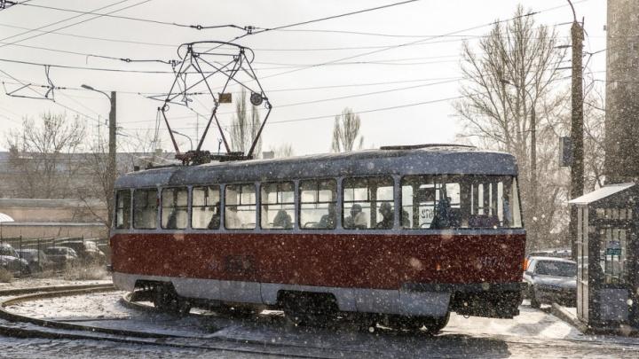 Волгоградские морозы уступят место сильному ветру