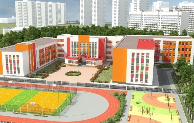 В микрорайоне «Ямальский-2» построят школу при поддержке Сбербанка