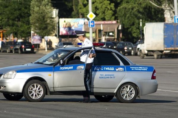 После аварии подозреваемые сбежали с места произошедшего