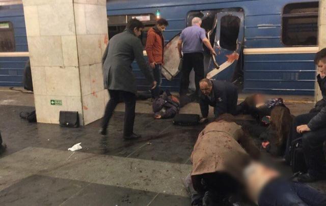 Теракт в Питере: в Ярославле проверяют вокзалы