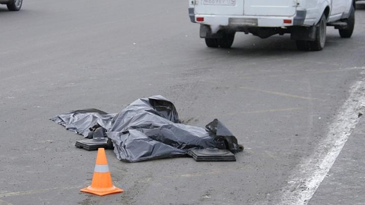 Полиция разыскивает водителя, сбившего пешехода под Челябинском