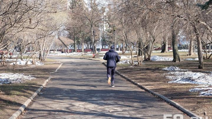 Сбербанк приглашает участников «Зеленого марафона» на первую тренировку