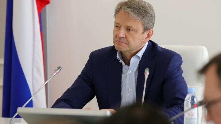 Глава Минсельхоза Александр Ткачев прибыл в Волгоград