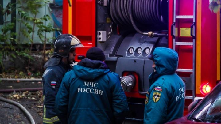 Двое детей и один взрослый сгорели в частном доме в Целинском районе
