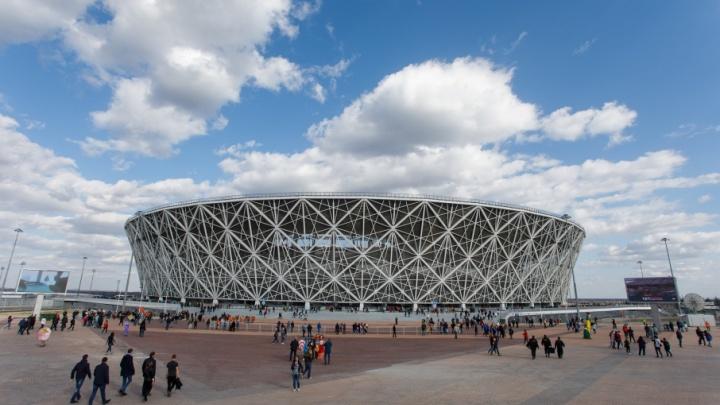 Футбольный кубок России провезут по городам Волгоградской области