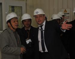 Казахстанские парламентарии посетили Ростовскую АЭС