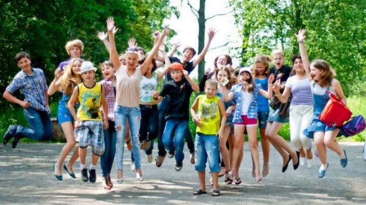 В Архангельске более 4,5 тысячи школьников отдохнут в дневных лагерях