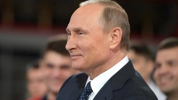 Владимир Путин приедет в Челябинск в ноябре