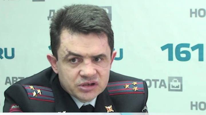 Заседание по делу экс-начальника донской автоинспекции Моргачева перенесли из-за болезни подсудимого