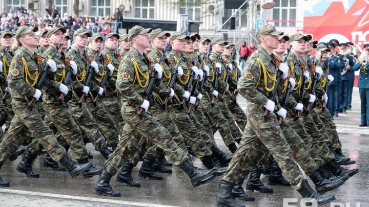 Октябрьская площадь, Театр-Театр и трансляции: где и как посмотреть парад Победы в Перми