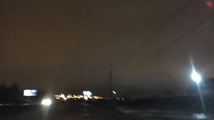Вечная темнота: в Ярославле нашли дорогу, где никогда не будет света