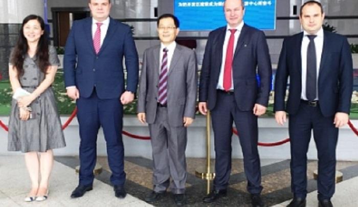 Донские ученые займутся разработками совместно с коллегами из китайского Яньтай