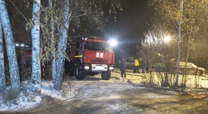 При взрыве газа в многоквартирном доме под Камышловом пострадал восьмилетний ребёнок