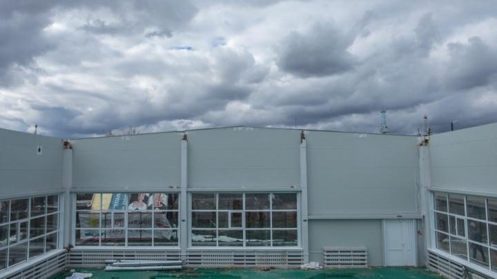В Прикамье будут судить проектировщика и строителя спорткомплекса в поселке Ферма, где провалилась крыша