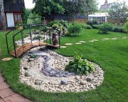 Ландшафтный дизайн от студии «Загородный сад»