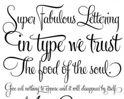 Писать красиво научат на курсах по каллиграфии