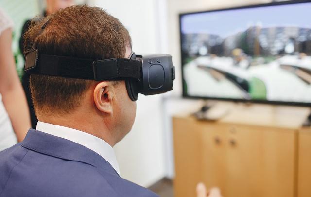 Сбербанк приглашает тюменцев на виртуальную экскурсию по жилому комплексу «Intellect-квартал»