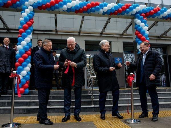 Фото предоставлено пресс-службой Администрации Губернатора Санкт-Петербурга