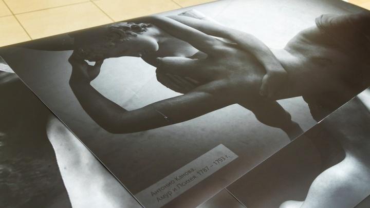 «В Петербурге приходили парами»: в Челябинске открывается эротическая выставка